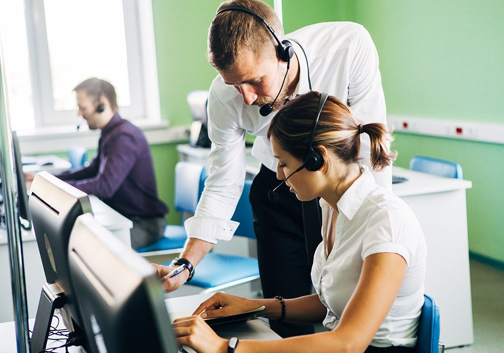 Caluma ist die Call Center Personalagentur