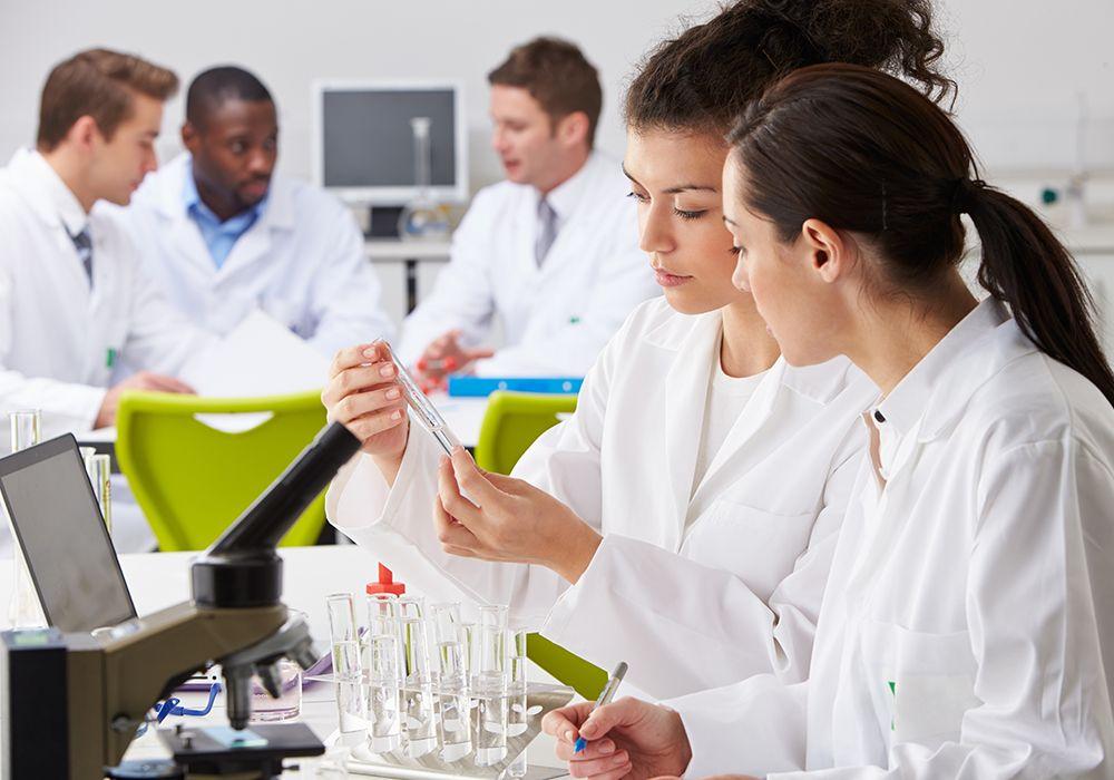 Caluma ist die Personalagentur für Forschung & Entwicklung