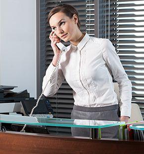 Officepersonal für Büros buchen