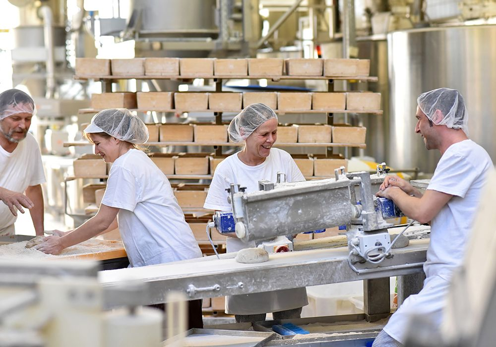 Caluma ist die Personalagentur in Produktion & Fertigung
