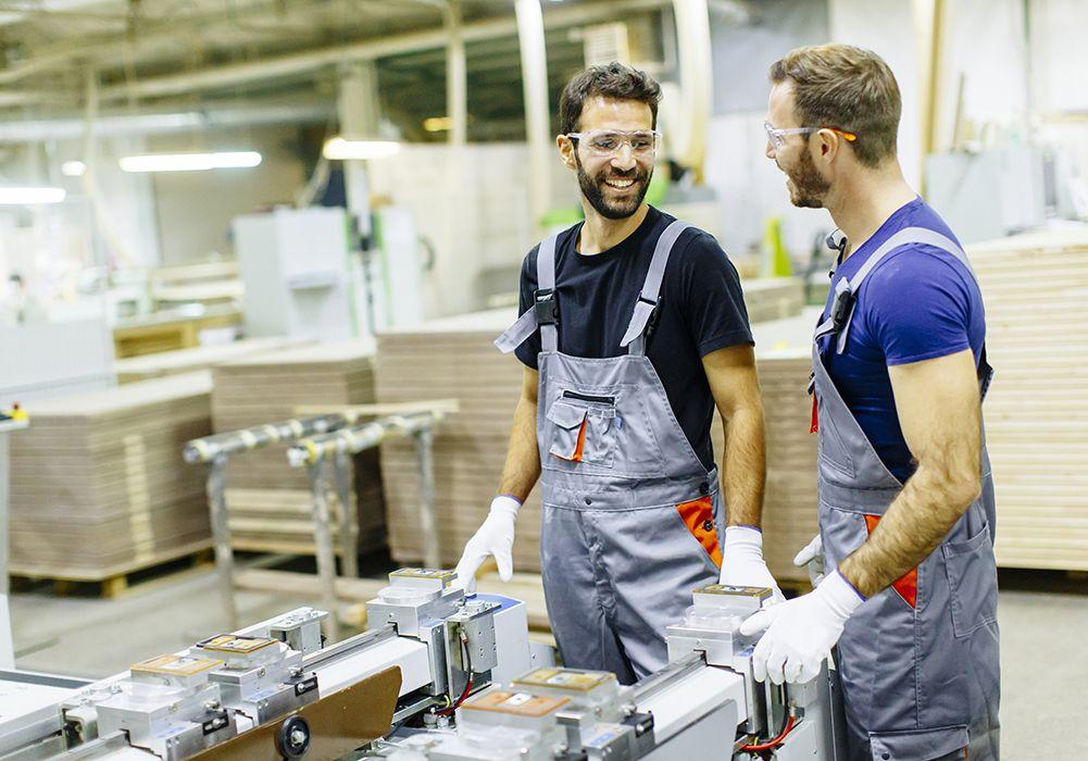 Personalagentur in Industrie und Handwerk