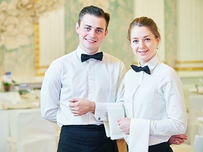 Catering-Hostessen buchen Level-2