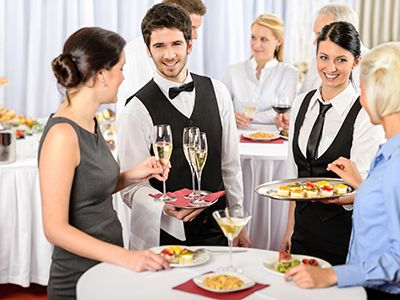 Catering-Hostessen buchen Level-6