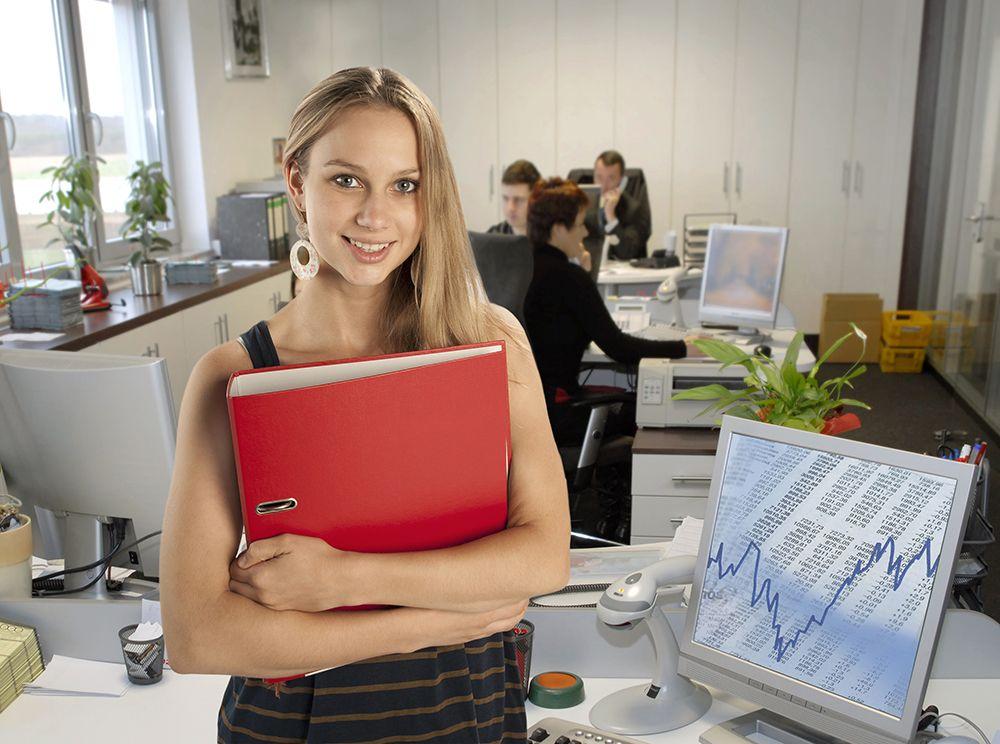 Bürohelfer und Büroaushilfen per Zeitarbeit, Personalüberlassung und Personalvermittlung für Büros, Büroarbeit, Urlaubsvertretung und Rekrutierung buchen, leihen, mieten und finden